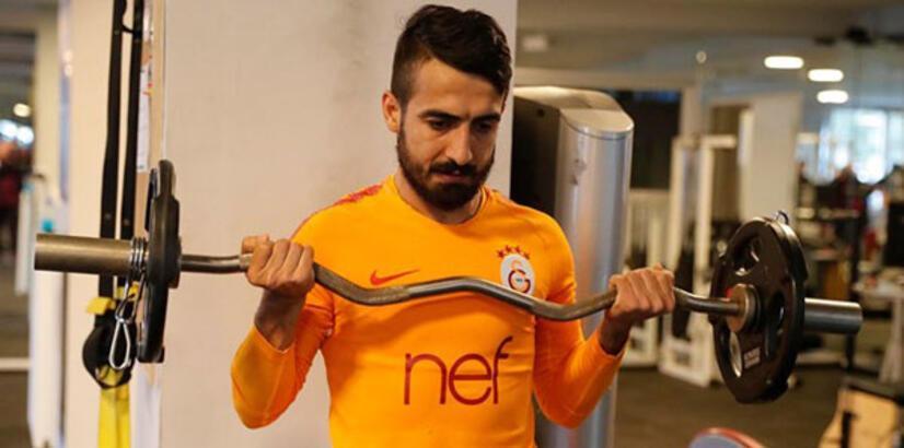 Galatasaray'da Konyaspor mesaisi sürüyor