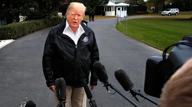 Son dakika... Trump'tan FETÖ elebaşıyla ilgili açıklama