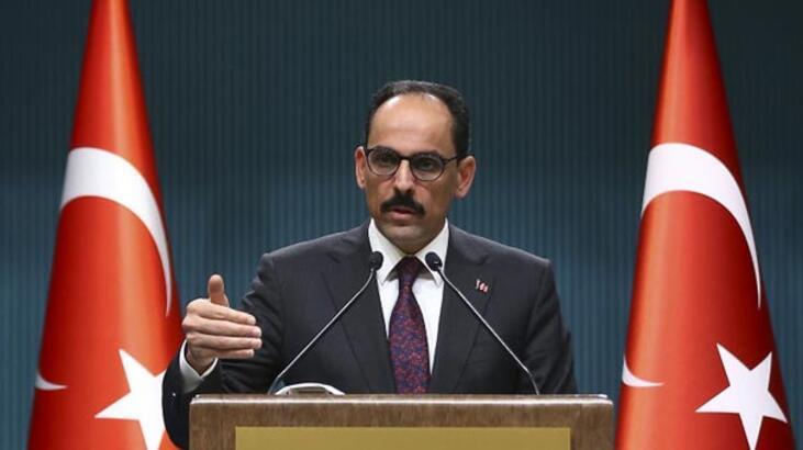 Cumhurbaşkanlığı Sözcüsü İbrahim Kalın: 14 Aralık'taki görüşme tarihiydi