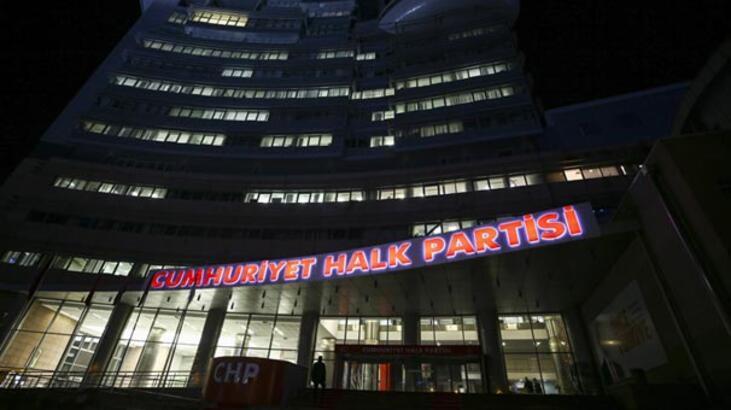 CHP'de olağanüstü PM toplantısı yapılmayacak