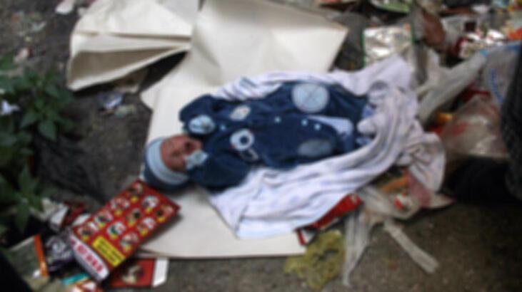 Bebeği çöpe atan anne ve anneanne için istenen ceza belli oldu