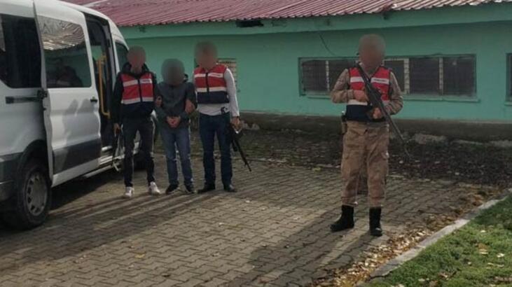 Diyarbakır'da PKK'lı bir terörist yakalandı!