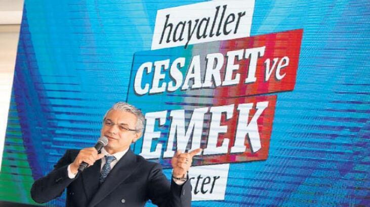'Belediyeciliğimiz Türkiye'ye örnek'