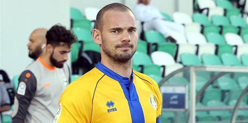 "Wesley Sneijder: ""Galatasaray'a geri döneceğim"""