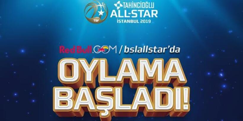 Tahincioğlu All-Star 2019'un oylaması başladı