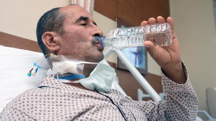 56 yılın ardından kana kana su içti