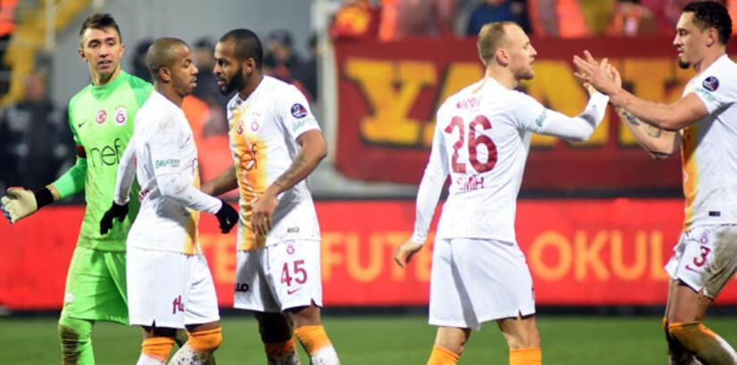 Yenilenmiş Galatasaray'ın rakibi Alanyaspor