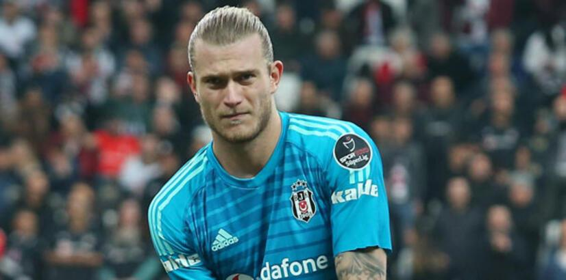 Karius, Beşiktaş'ı FIFA'ya şikayet etti!