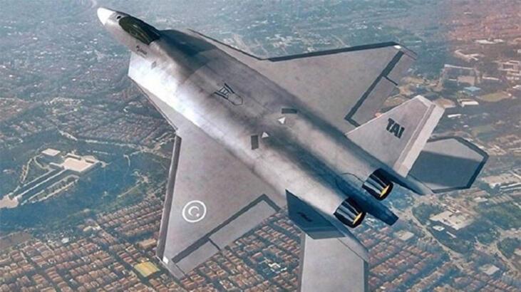 Son dakika... Milli muharip uçağı (TF-X) projesinde imzalar atıldı!