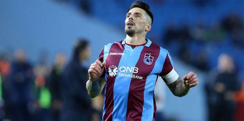 Trabzonspor'dan Jose Sosa kararı