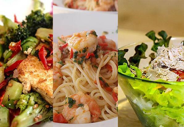Acıkmanızı engelleyecek 4 salata tarifi