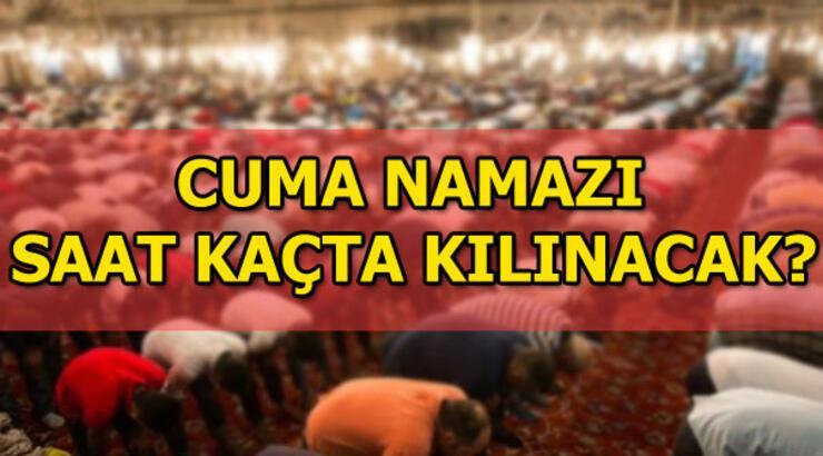 İstanbul'da cuma namazı saat kaçta kılınacak? Cuma namazı nasıl kılınır?