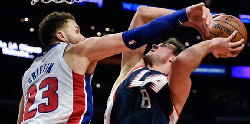 Blake Griffin eski takımını yıktı! 44 sayı...