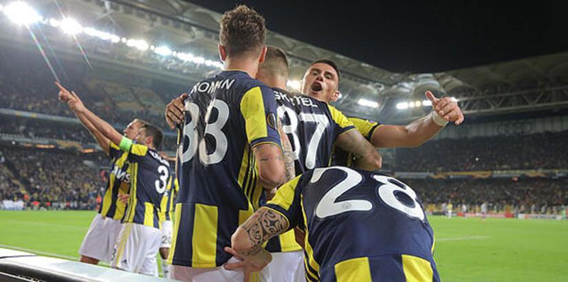 Fenerbahçe - Anderlecht: 2-0 (İşte maçın özeti)