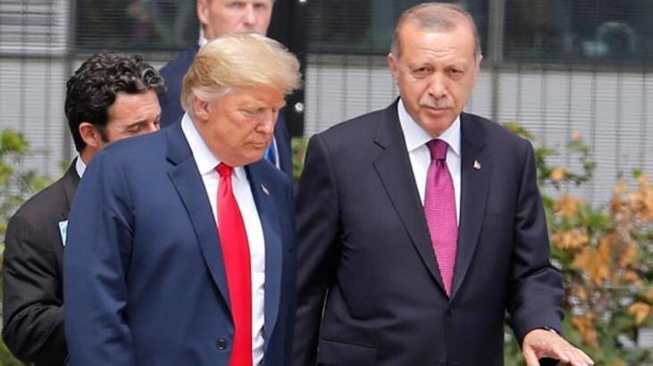 Son dakika | Erdoğan ve Trump '75 milyar dolarlık ticaret hedefi' için mutabık kaldı