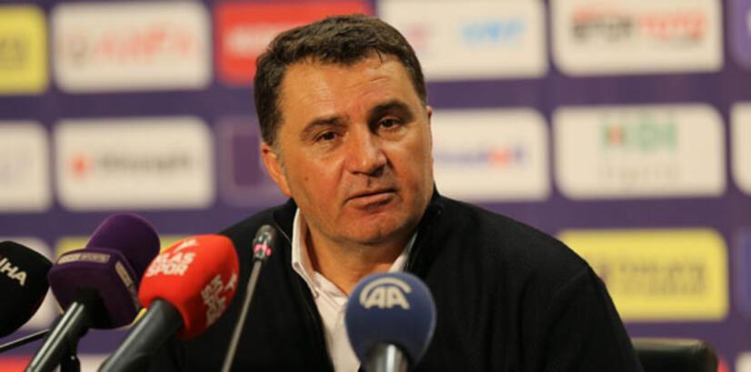 """Mustafa Kaplan: """"Bu maçı tesislerde kazandık"""""""