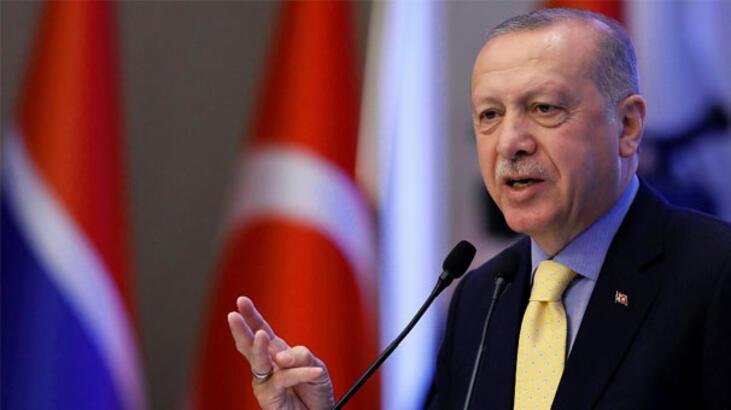 Cumhurbaşkanı Erdoğan'dan Trump'ın son hamlesine sert tepki