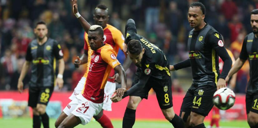 G.Saray - EY Malatyaspor: 0-0