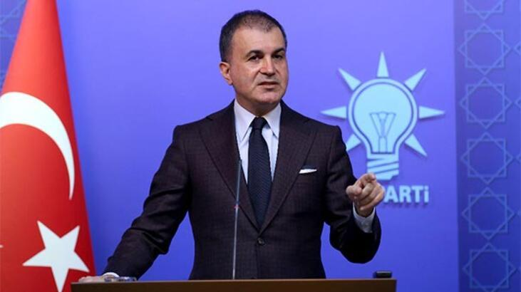 AK Parti Sözcüsü Çelik'ten ABD'nin seçim yorumuna tepki: Kınanacak bir açıklamadır