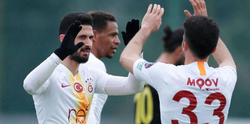 Galatasaray rahat kazandı!