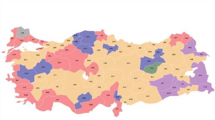 İstanbul, Ankara ve İzmir'de belediye meclisleri netleşiyor!