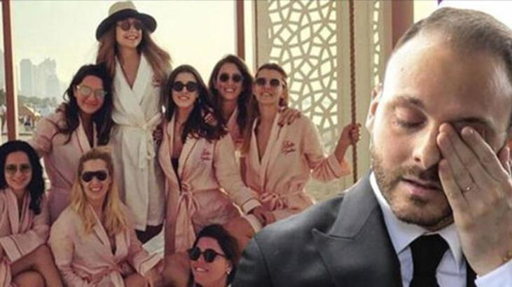 Murat Gezer meleği Mina Başaran'ı unutmadı