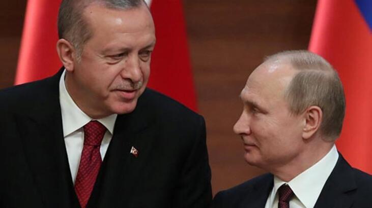 Cumhurbaşkanı Erdoğan, Putin ile 3'üncü kez bir araya gelecek