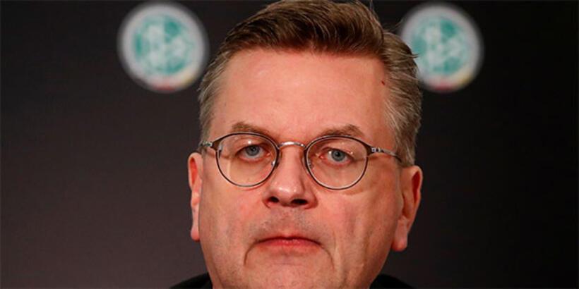 Almanya Futbol Federasyonu Başkanı Grindel istifa etti