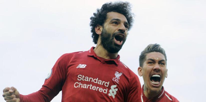 Liverpool son nefeste zirvede! Maç fazlasıyla...