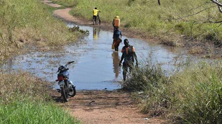 Idai Kasırgası'nın vurduğu Mozambik'te kolera tehdidi