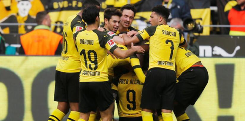 Borussia Dortmund, Bayern Münih'ten zirveyi kaptı! 90+1'de...