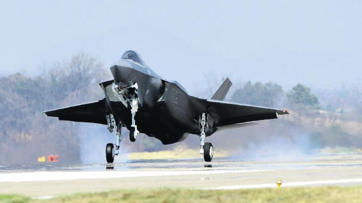ABD'den F-35 kararı