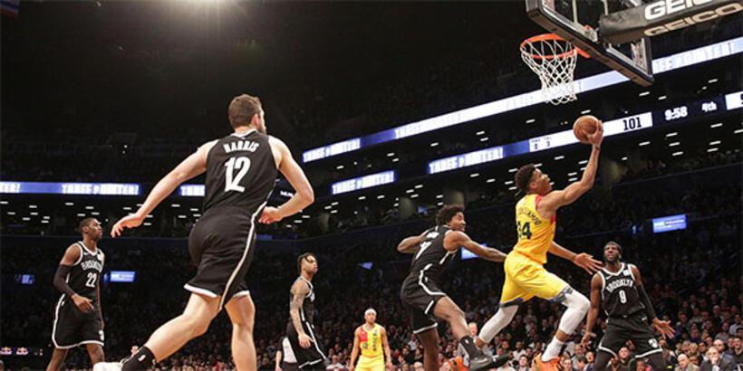 Milwaukee, Brooklyn'i mağlup etti