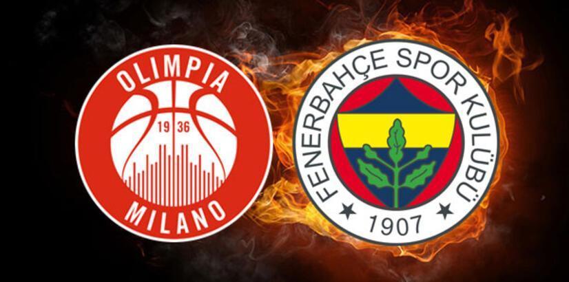 Olimpia Milano-Fenerbahçe Beko maçı bu akşam saat kaçta hangi kanalda?
