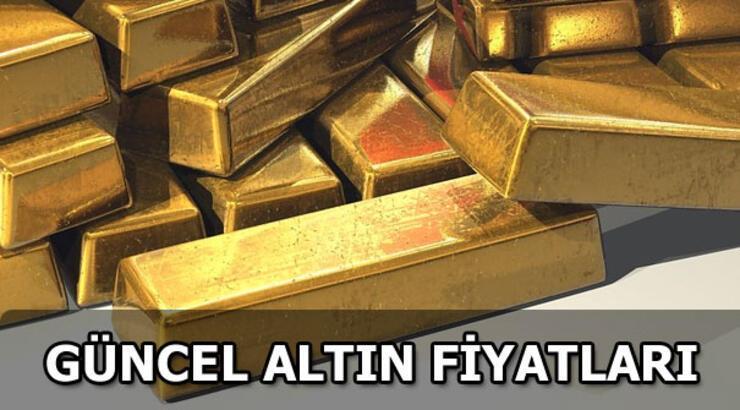 Altın fiyatları ne kadar oldu? Bugün çeyrek altın ve gram altın fiyatı...