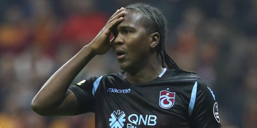 Trabzonspor'un Hugo Rodallega teklifi belli oldu