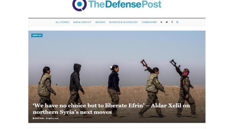 Terör örgütü YPG/PKK'dan Afrin tehdidi