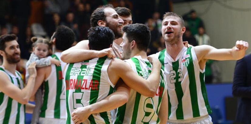 Bursaspor Basketbol, Tahincioğlu Basketbol Süper Ligi'ne yükseldi