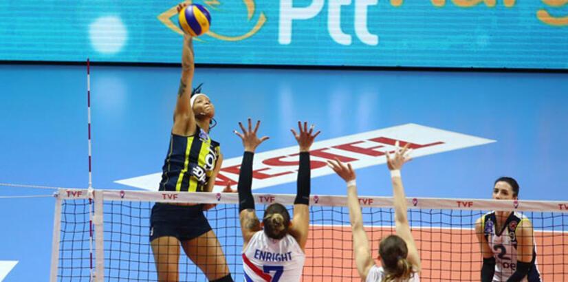 Fenerbahçe Opet yarı finalde! Rakip Vakıfbank