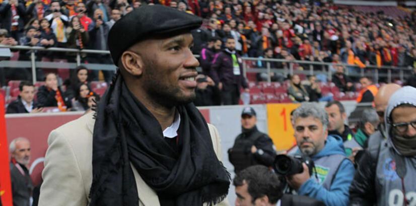 """Didier Drogba: """"Galatasaray'da para almadan oynarım"""""""