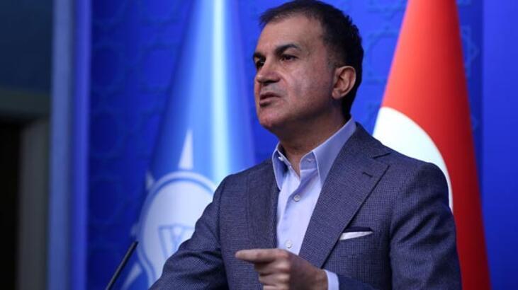 Son dakika   AK Parti Sözcüsü Çelik'ten CHP açıklaması: Bu kadar rahatsanız bu telaşınız niye?