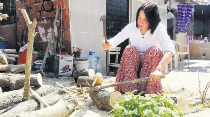Edremit köylerindeki ilk kadın muhtar