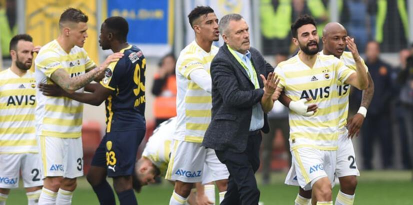 Mehmet Ekici ve Canteros PFDK'ya sevk edildi!