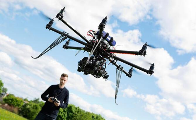 Google, drone ile kargo hizmeti için izni kaptı