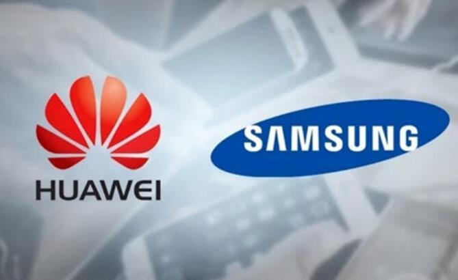 Samsung'dan Huawei'ye meydan okuma!