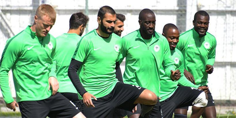 Atiker Konyaspor'da Sivasspor mesaisi