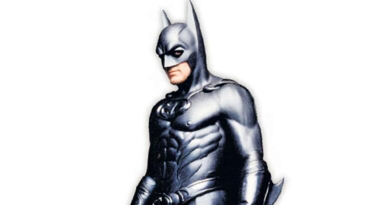 Yaşlandın be Batman!