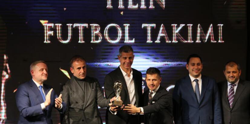 17. Türkiye Spor Ödülleri sahiplerini buldu
