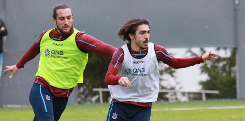 Trabzonspor'da tek eksik Onazi!