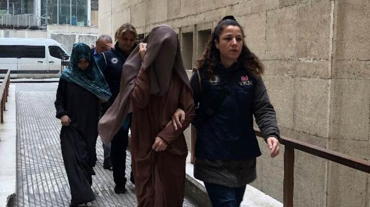 Interpol arıyordu! Türkiye'de yakalanan 3 kadın hakkında karar çıktı